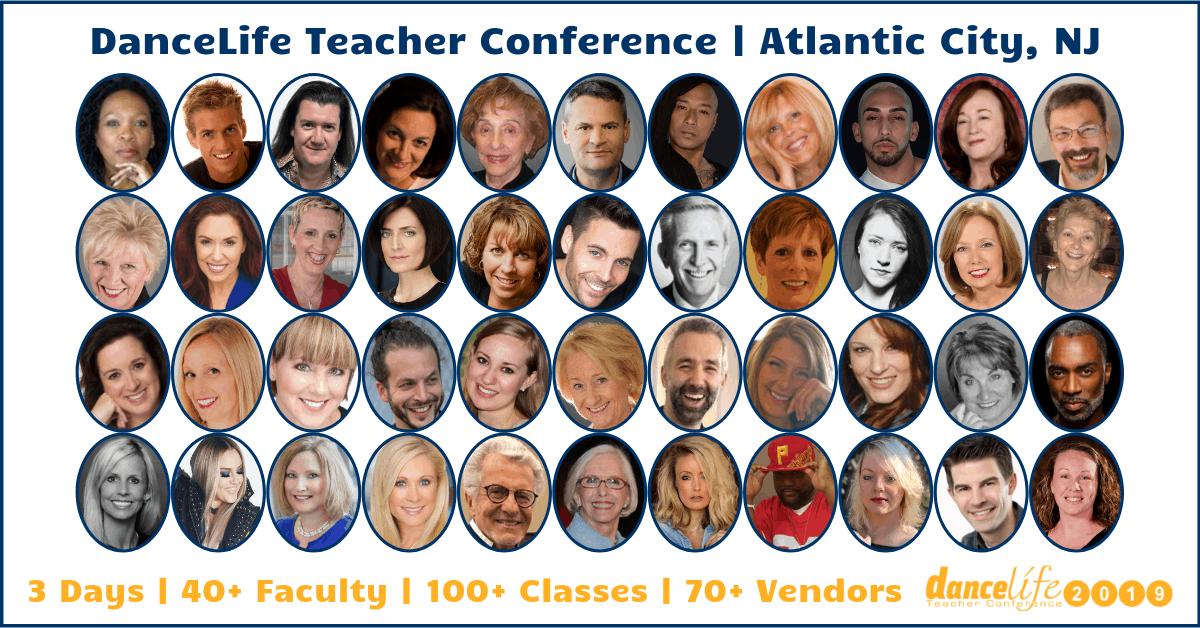 DanceLife Teacher Conference 2019