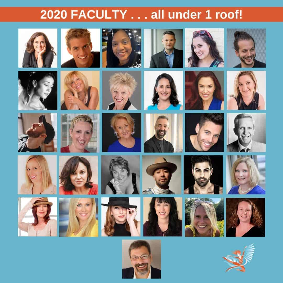 Copy of Copy of 2020 FACULTY . . . all under 1 roof!